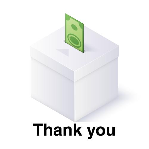 CHOA donation